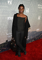"SANTA MONICA - FEBRUARY 26: Adina Porter arrives at the red carpet event for FX's ""Better Things"" Season Three Premiere at the The Eli and Edythe Broad Stage on February 26, 2019 in Santa Monica, California. (Photo by Frank Micelotta/FX/PictureGroup)"
