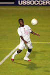 22 January 2006: US forward Freddy Adu earned his first cap against Canada. The United States Men's National Team tied Canada 0-0 at Torero Stadium in San Diego, California in an International Friendly soccer match.