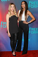 www.acepixs.com<br /> <br /> April 19, 2017 New York City<br /> <br /> Ashley Benson (L) and Shay Mitchell arriving at the Freeform 2017 Upfront at Hudson Mercantile on April 19, 2017 in New York City. <br /> <br /> By Line: Nancy Rivera/ACE Pictures<br /> <br /> <br /> ACE Pictures Inc<br /> Tel: 6467670430<br /> Email: info@acepixs.com<br /> www.acepixs.com