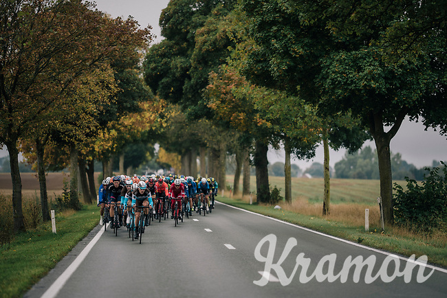Team AG2R-La Mondiale at the helm<br /> <br /> 2018 Binche - Chimay - Binche / Memorial Frank Vandenbroucke (1.1 Europe Tour)<br /> 1 Day Race: Binche to Binche (197km)