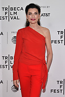 "NEW YORK - APRIL 30:  Julianna Margulies attends the 2019 Tribeca Film Festival premiere of National Geographic's Three-Night Limited Series ""The Hot Zone"" which premieres Monday, May 27 at 9/8c. (Photo by Anthony Behar/National Geographic/PictureGroup)"