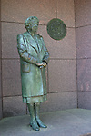 Eleanor Roosevelt Memorial, Washington, DC