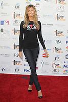 LOS ANGELES, CA - SEPTEMBER 07: Stacy Keibler at the Stand Up To Cancer benefit at The Shrine Auditorium on September 7, 2012 in Los Angeles, California. Credit: mpi27/MediaPunch Inc. /NortePhoto.com<br /> <br /> **CREDITO*OBLIGATORIO** *No*Venta*A*Terceros*<br /> *No*Sale*So*third*...