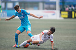 Kitchee vs HKFA U-21 during the Main tournament of the HKFC Citi Soccer Sevens on 22 May 2016 in the Hong Kong Footbal Club, Hong Kong, China. Photo by Li Man Yuen / Power Sport Images