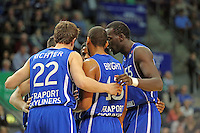 29.12.2013: Fraport Skyliners vs. Rasta Vechta
