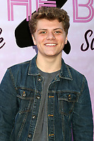 """LOS ANGELES - MAR 8:  Jake Brennan at the """"To the Beat! Back 2 School"""" World Premiere Arrivals at the Laemmle NoHo 7 on March 8, 2020 in North Hollywood, CA"""