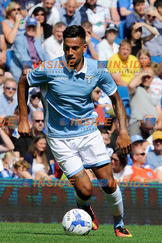 Ricardo Kishna<br /> Brighton 31-07-2016  Amichevole Brighton Vs Lazio SS Lazio friendly match<br /> Foto Marco Rosi/Fotonotizia/Insidefoto