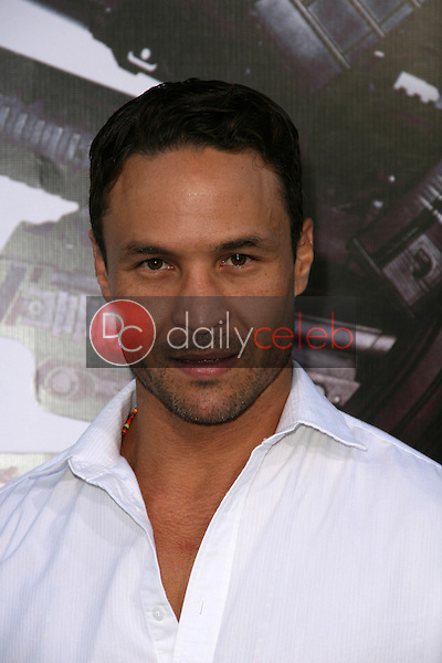 """Anthony Dilio<br /> at the """"The Expendables"""" Film Screening, Chinese Theater, Hollywood, CA. 08--03-10<br /> David Edwards/Dailyceleb.com 818-249-4998"""