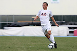 06 September 2009: Evansville's Blake Schneider. The University of North Carolina Tar Heels defeated the Evansville University Purple Aces 4-0 at Fetzer Field in Chapel Hill, North Carolina in an NCAA Division I Men's college soccer game.