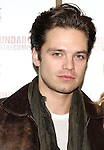 Sebastian Stan  attending the Meet & Greet for the Roundabout Theatre Company's 'Picnic' at their rehearsal studios  in New York City. November 29, 2012.