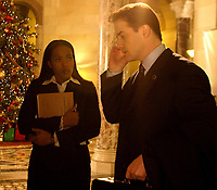 Crash (2004)<br /> Nona Gaye &amp; Brendan Fraser<br /> *Filmstill - Editorial Use Only*<br /> CAP/MFS<br /> Image supplied by Capital Pictures