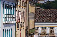 Ouro Preto_MG, Brasil...Casarao historico em Ouro Preto, Minas Gerais...Colonial houses in Ouro Preto, Minas Gerais...Foto: MARCUS DESIMONI / NITRO