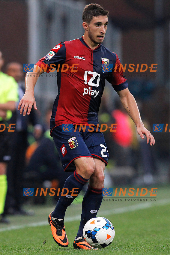 Sime Versalijko Genoa,<br /> Genova 28-09-2013<br /> Stadio Ferraris <br /> Football Calcio 2013/2014 Serie A <br /> Genoa - Napoli<br /> Foto Marco Bertorello Insidefoto