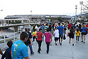 Spectators,<br /> SEPTEMBER 7, 2016 : Opening Ceremony at Maracana <br /> during the Rio 2016 Paralympic Games in Rio de Janeiro, Brazil. <br /> (Photo by Shingo Ito/AFLO)