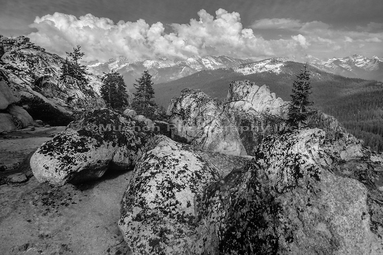 Castle Craig,Sequoia National Park,Continental Divide,Sierra Nevadas,California