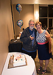 Mike and Dawn celebrate their 60th birthdays.