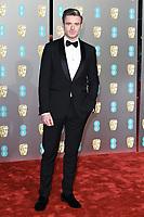 Richard Madden<br /> arriving for the BAFTA Film Awards 2019 at the Royal Albert Hall, London<br /> <br /> ©Ash Knotek  D3478  10/02/2019