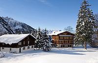 Switzerland, Canton Uri, Inn Posthaus Urigen