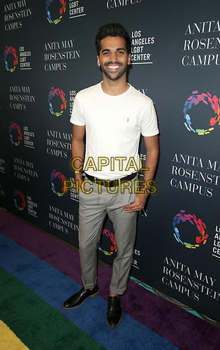 LOS ANGELES, CA -APRIL 7: Andy Lalwani, at Grand Opening Of The Los Angeles LGBT Center's Anita May Rosenstein Campus at Anita May Rosenstein Campus in Los Angeles, California on April 7, 2019.<br /> CAP/MPIFS<br /> ©MPIFS/Capital Pictures