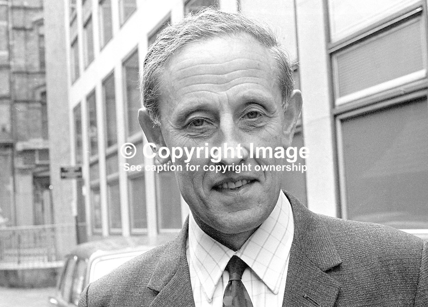 Albert Walmsley, Resident Magistrate, Belfast, N Ireland, UK, 1970090403322b<br />