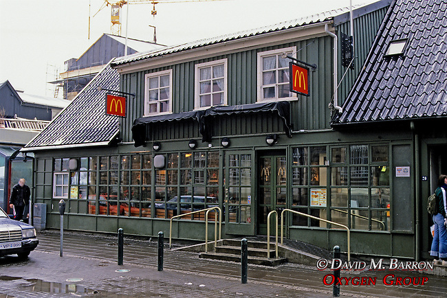 McDonalds, Reykjavik