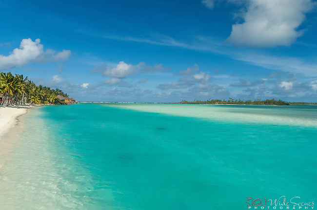 Aitutaki Lagoon Resort & Spa on Aitutaki, Cook Islands