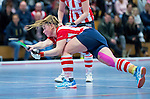 SCHIEDAM - NK reserveteams zaalhockey. Finale Tilburg D2-HDM D2 (1-3) .    COPYRIGHT KOEN SUYK