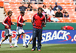 06 May 2007: Chivas head coach Preki.  DC United defeated CD Chivas USA 2-1 at RFK Stadium in Washington, DC in a Major League Soccer 2007 regular season game.