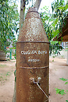 Bomb Shell, Cambodian Land Mine Museum