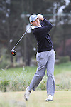 Karl Purcell (Dun Laoghaire) on the 11th Tee, Day 2 at the East of Ireland Amateur Open Championship 2011 in Co.Louth Golf Club....(Photo credit should read Jenny Matthews www.newsfile.ie)....This Picture has been sent you under the conditions enclosed by:.Newsfile Ltd..The Studio,.Millmount Abbey,.Drogheda,.Co Meath..Ireland..Tel: +353(0)41-9871240.Fax: +353(0)41-9871260.GSM: +353(0)86-2500958.email: pictures@newsfile.ie.www.newsfile.ie.