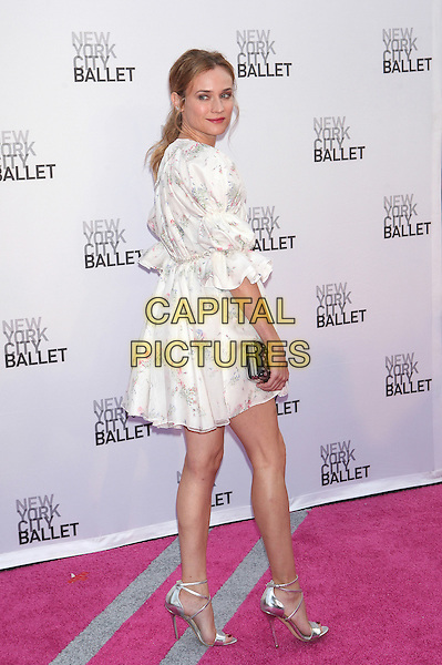NEW YORK, NY - SEPTEMBER 20: Diane Kruger attends  New York City Ballet 2016 Fall Gala at David H. Koch Theater on September 20, 2016 in New York City. <br /> CAP/MPI99<br /> &copy;MPI99/Capital Pictures