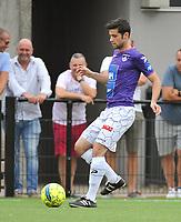 SV WEVELGEM CITY - FC MEULEBEKE :<br /> Wevelgem speler Robert Vanhuysse<br /> <br /> Foto VDB / Bart Vandenbroucke