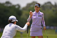 So Yeon Ryu (KOR) after sinking her putt on 4 during round 3 of the 2019 US Women's Open, Charleston Country Club, Charleston, South Carolina,  USA. 6/1/2019.<br /> Picture: Golffile | Ken Murray<br /> <br /> All photo usage must carry mandatory copyright credit (© Golffile | Ken Murray)