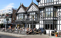 Bedford, UK - Embankment Hotel, Restaurant and bar -  A selection of views of the county town of Bedford, England - 15th September 2012..Photo by Keith Mayhew
