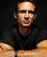 Author Chuck Palahniuk