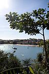 View of Ferradura Beach from Pousada Insolito.