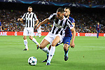 UEFA Champions League 2017/2018 - Matchday 1.<br /> FC Barcelona vs Juventus Football Club: 3-0.<br /> Mattia De Sciglio vs Jordi Alba.