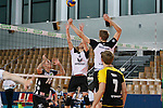 VCO Berlin - Volley Dresden 16.11.2014