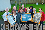 A photographic exhibition of Mitchel's is taking place at Kerry County Library over the coming weeks. .Front L-R Phil Smith, Margaret O'Reilly (Mitchels/Boherbee Historical and Heritage Committee), Dolores McElligott (HSE) and Angela Walsh (History and Heritage Committee) .Back L-R Seamus Dowling (Kerry Library),Tommy O'Connor (Historical and Heritage Committee, Peter Colleran, Caroline Toal (Tralee Town Council) and Noirin O'Keeffe (Tralee Library).