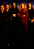 May 1995: PARADISE LOST - Photosession