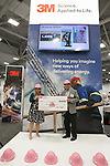 13) Pink Hard hats @ 3M booth