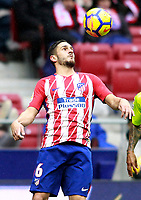 Atletico de Madrid's Koke Resurreccion during La Liga match. January 6,2018. (ALTERPHOTOS/Acero) /NortePhoto.com NORTEPHOTOMEXICO