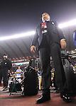 FUDBAL, BEOGRAD, 10.10.2009. -   Selektor Radomir Antic. Fudbalska reprezentacija Srbije u pretposlednjem kolu kvalifikacija za Svetsko prvenstvo 2010. godine u Juznoj Africi pobedila je Rumuniju rezultatom 5:0. Foto: Nenad Negovanovic - Sportska centrala