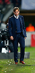 Nederland, Nijmegen, 5 oktober 2012.Eredivisie.Seizoen 2012-2013.N.E.C.-ADO Den Haag.Alex Pastoor, trainer-coach van N.E.C.