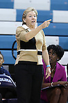 17 November 2015: UNC head coach Sylvia Hatchell. The University of North Carolina Tar Heels hosted the Florida A&M University Rattlers at Carmichael Arena in Chapel Hill, North Carolina in a 2015-16 NCAA Division I Women's Basketball game. UNC won the game 94-58.