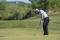 Francesco Molinari (ITA) watches his putt on 15 during day 5 of the WGC Dell Match Play, at the Austin Country Club, Austin, Texas, USA. 3/31/2019.<br /> Picture: Golffile | Ken Murray<br /> <br /> <br /> All photo usage must carry mandatory copyright credit (&copy; Golffile | Ken Murray)