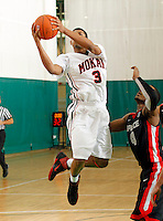 April 9, 2011 - Hampton, VA. USA; Jalen Norman participates in the 2011 Elite Youth Basketball League at the Boo Williams Sports Complex. Photo/Andrew Shurtleff
