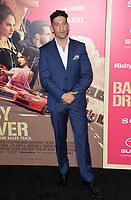 Jon Bernthal at the Los Angeles premiere for &quot;Baby Driver&quot; at the Ace Hotel Downtown. <br /> Los Angeles, USA 14 June  2017<br /> Picture: Paul Smith/Featureflash/SilverHub 0208 004 5359 sales@silverhubmedia.com