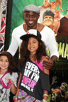 """LOS ANGELES - AUG 5:  Wayne Brady arrives at the """"ParaNorman"""" Premiere at Universal CityWalk on August 5, 2012 in Universal City, CA ©mpi27/MediaPunch Inc"""