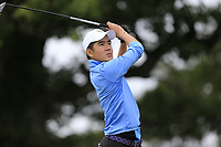 Kosuke Hamamoto (Thailand) during final day of the World Amateur Team Championships 2018, Carton House, Kildare, Ireland. 08/09/2018.<br /> Picture Fran Caffrey / Golffile.ie<br /> <br /> All photo usage must carry mandatory copyright credit (© Golffile | Fran Caffrey)